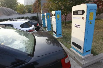 工信部:11月新能源汽車產量同比增6倍