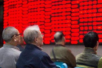 滬指漲逾2%收復3500點 券商股午後崛起