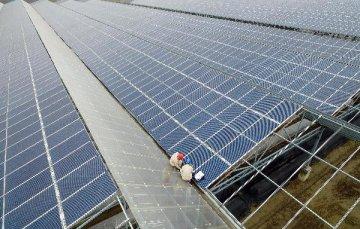 上汽集团全球最大光伏建筑一体化项目竣工