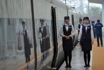 中國高鐵達1.9萬公里 居世界第一