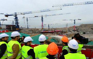 十三五期間每年新建6-8座核電站 核電發展將提速