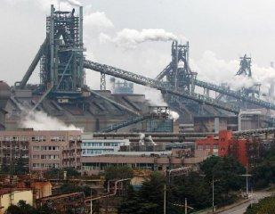 """""""钢铁重镇""""河北2020年钢铁产能控制在2亿吨左右"""