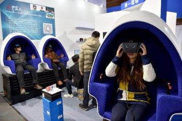 巨頭佈局虛擬實境領域 產業鏈成關注焦點