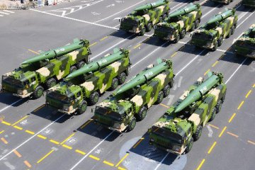 軍工消息面暖風頻吹 軍民融合三主線迎投資機會