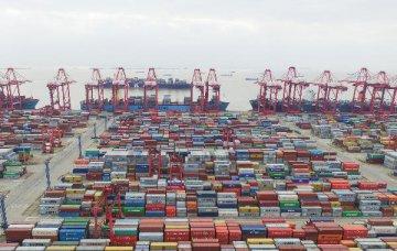 沈丹阳:加工贸易出口下降对全年外贸下滑拉动大