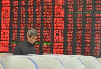 亚太股市全面上涨 沪指涨逾1%收复2900点