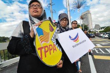 马来西亚议会批准TPP协定