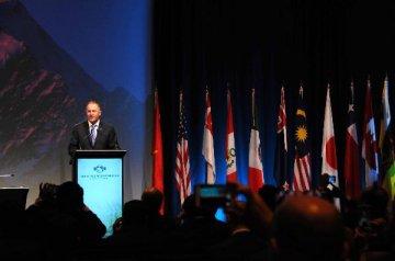 TPP協定簽字儀式在新西蘭舉行