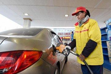 全國成品油價格指數持續下行