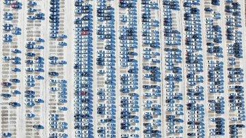 中汽协:1月份中国汽车销量同比增长7.72%