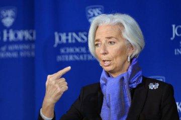拉加德连任国际货币基金组织总裁