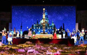 上海將建智慧財產權服務平臺 迪士尼被列為重點