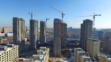 2月百城房价指数涨幅扩大 两城市涨幅超深圳