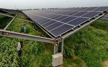 中國成光伏火車頭 三大領域掀投資熱潮