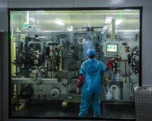 """一季度延續漲勢 鋰電池公司""""動力十足"""""""
