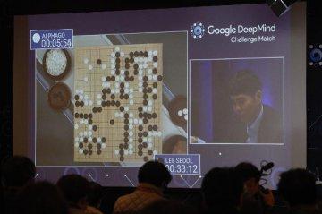 AlphaGo引發人工智慧無窮遐想