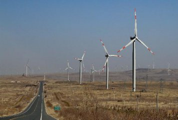 2016年中国将安排3083万千瓦风电开发建设规模