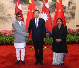 中国与尼泊尔启动自贸协定联合可行性研究