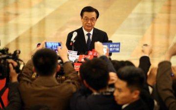 高虎城:中国政府会继续大幅放宽外资准入限制