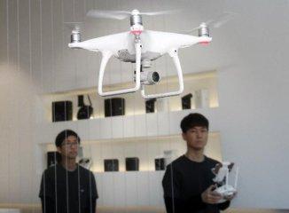 大疆創新擬在中日韓同步發售新型無人機