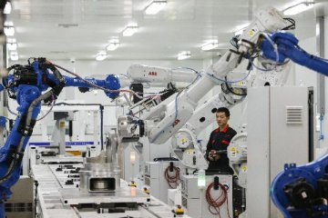 """天津鼓励""""机器换人"""" 两年内推动1000家企业改造"""