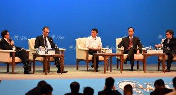 [博鳌亚洲论坛·新华视角]博鳌嘉宾呼吁建立互联网时代的全球贸易规则