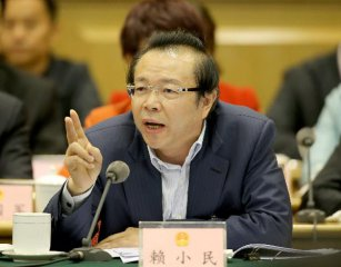 中國華融賴小民:希望與國際大型資管公司組建並購基金
