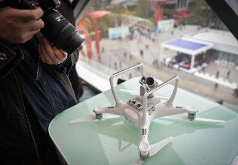 美監管機構:到2020年美國無人機將增長兩倍