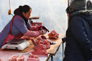 蔬菜和豬肉價格將推升CPI 機構預測3月份漲2.5%