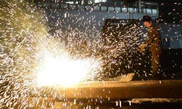 3月國內鋼鐵PMI升至23個月高點