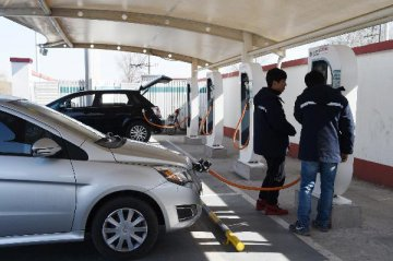 上海2020年充电桩将超21万个 达去年底10倍