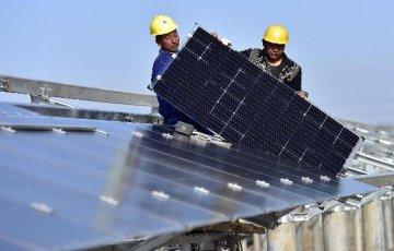 太陽能光伏回暖態勢明顯 行業發展或將提速