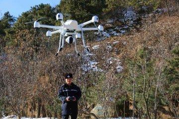 """首個無人機產業示範基地成立 政策有望""""鬆綁"""""""