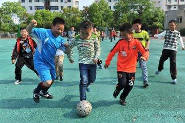 中國足球中長期發展規劃發佈 產業商機無限