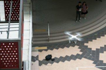 日本測試無人機送貨