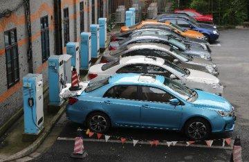 第一季度新能源汽車產銷同比增長1.1倍和1倍