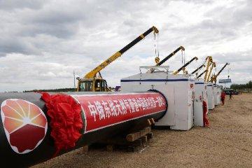 中俄東線管道可行性報告編制完成