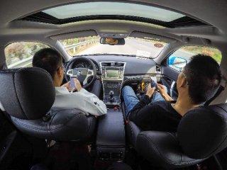 長安汽車望聯手谷歌 無人駕駛汽車發展或提速