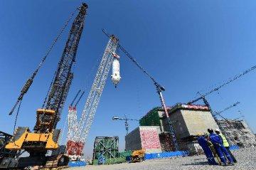 能源局:截至3月末全國核電裝機容量2830萬千瓦