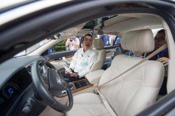 普华永道:中国成为全球第四大汽车企业研发首选地