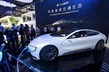 北京车展无人驾驶成焦点 车企抛出量产时间表