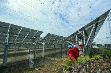 发改委官员建议改革光伏发电价格形成机制