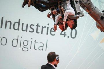 记者手记:汉诺威工博会告诉你工业4.0是革命还是进化