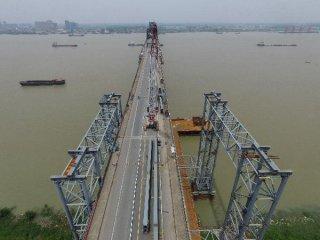 重庆市将加快铁路建设 年内将完成投资265亿