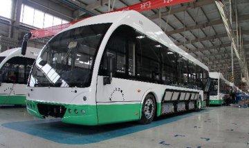 一季度纯电动客车产量增幅大降