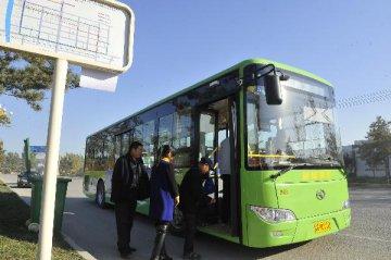 深圳將適當下調新能源公車補貼