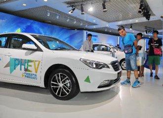 上海新能源汽車免費牌照申領門檻提高