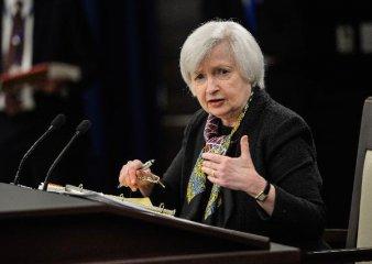 耶伦:不排除在极端情况下采用负利率