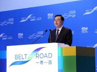 張德江:支持香港瞄準資金融通