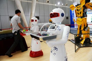 TrendForce:中國對機器人的需求將持續增加